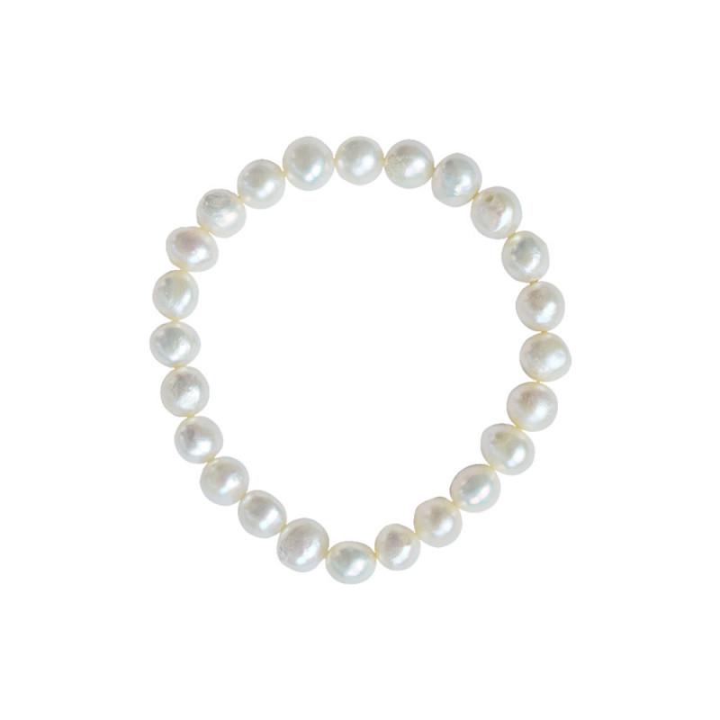 Βραχιόλι με μαργαριτάρια 10,0mm - M123461