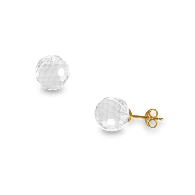 Σκουλαρίκια με Crystal - G318635CR