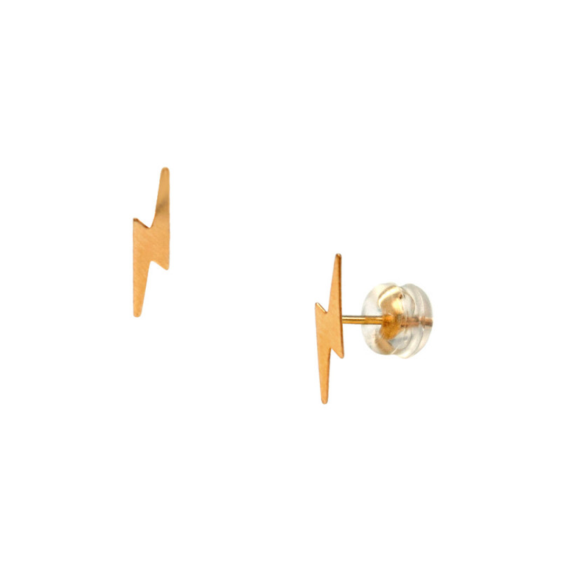 Σκουλαρίκι χρυσό Κ14 - M123851