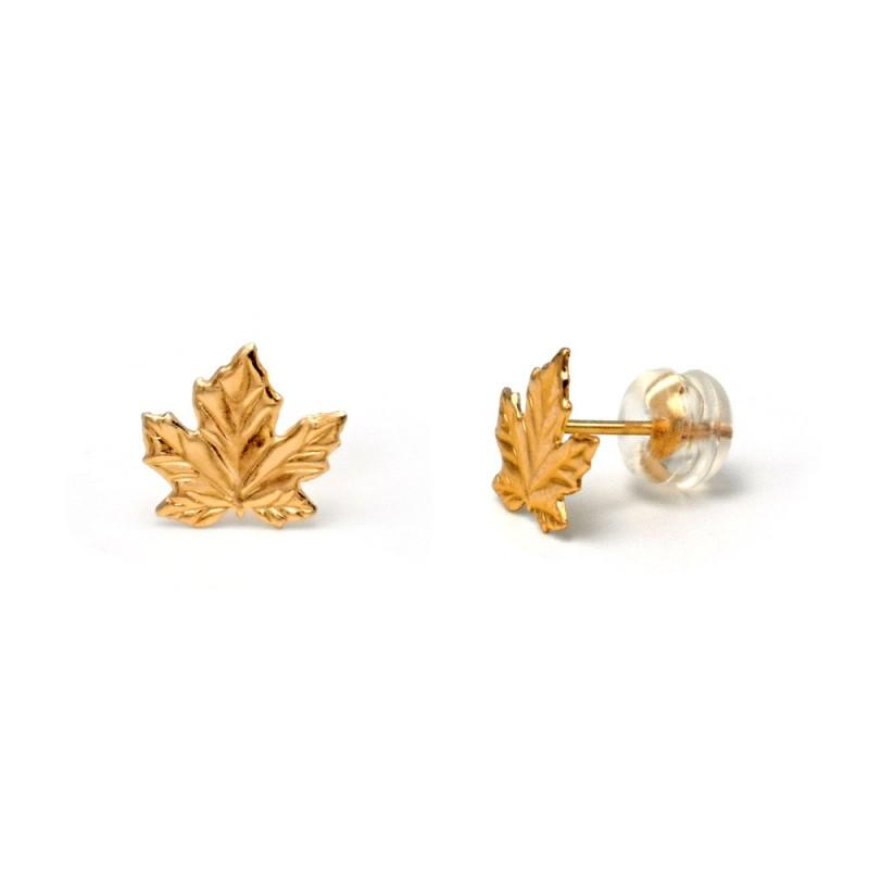 Σκουλαρίκι χρυσό Κ14 - M123853